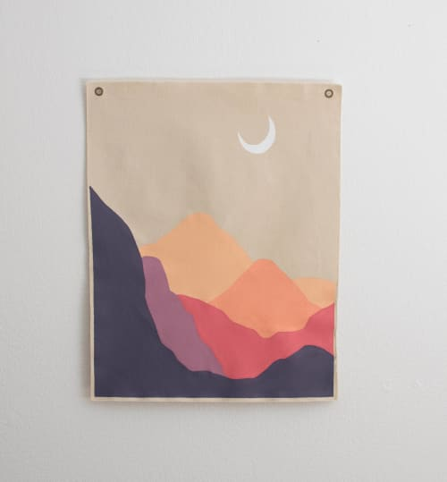 Paintings by The Northern Craft - Sunset Dreamin