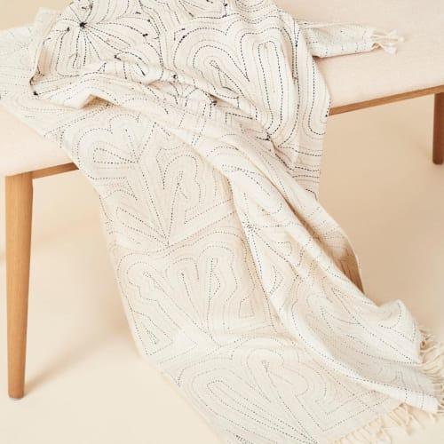 Linens & Bedding by Studio Variously - Katha Handloom Throw