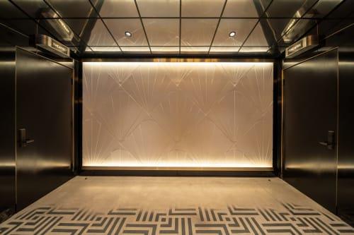 Interior Design by Solid Design Creative seen at Paradise, Toronto - Paradise Theatre