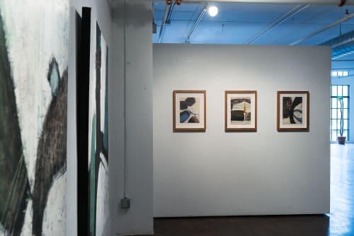 Art Curation by Melanie Grein seen at Walker Fine Art, Denver - Walker Fine Art Exhibit