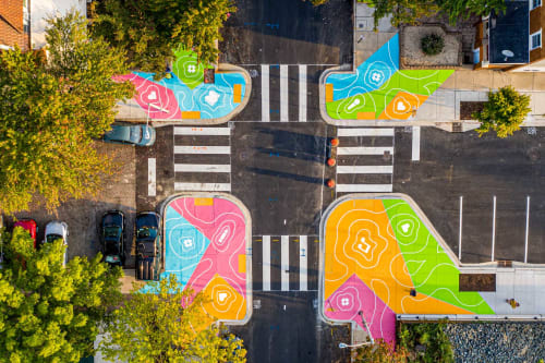 Graham Projects - Public Art and Street Murals