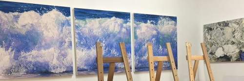 Mandy Lake - Paintings and Art