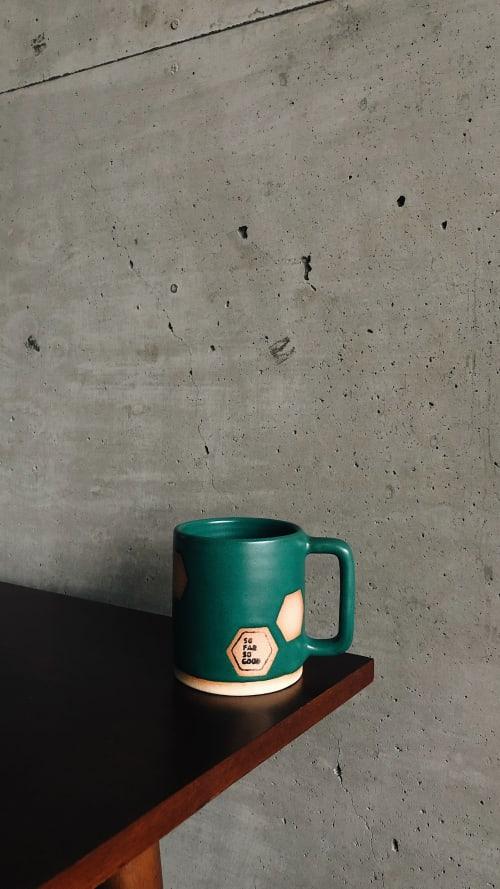 Coffee Mug | Cups by Margaret and Beau Ceramics | Good Coffee in Portland