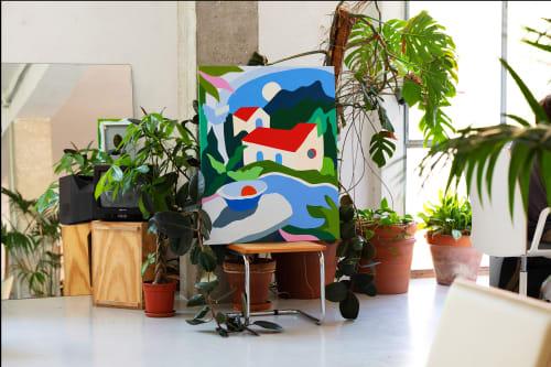 Kim Van Vuuren - Paintings and Art