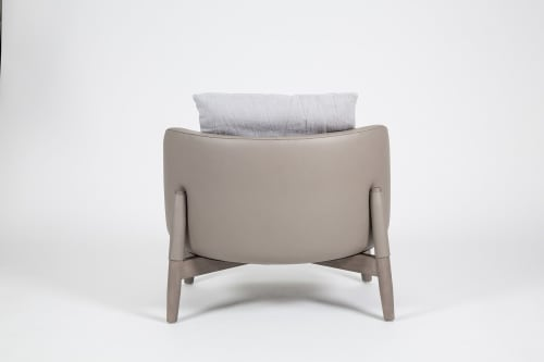 Furniture by Matriz Design seen at Buenos Aires, Buenos Aires - RITUAL ARMCHAIR