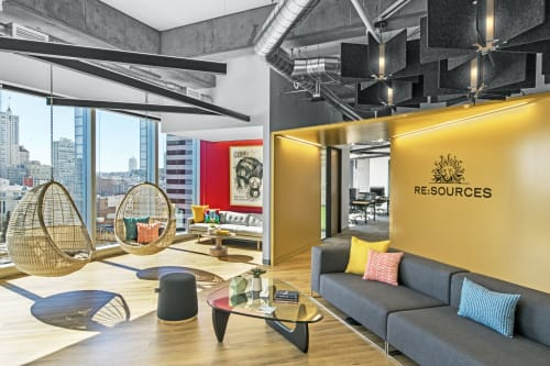 Couches & Sofas by OFS seen at Publicis Groupe, San Francisco - Couches & Sofas