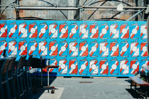 Bigshot Robot - Murals and Art
