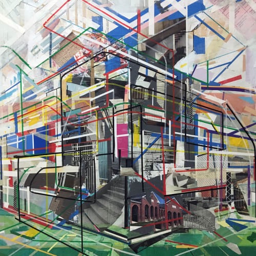 Nicholas Zimbro - Art and Street Murals
