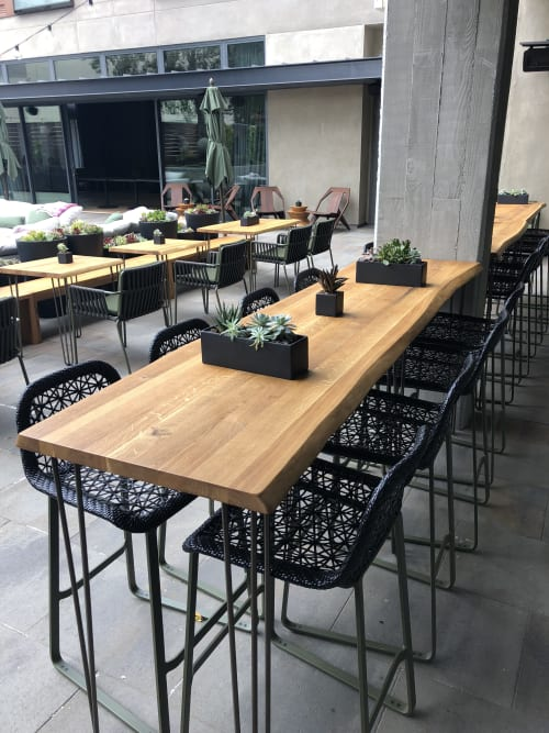 Modern Wood Style - Tables and Furniture