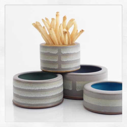 Tableware by VEpottery at VEpottery, Helena - Condiment Dishes