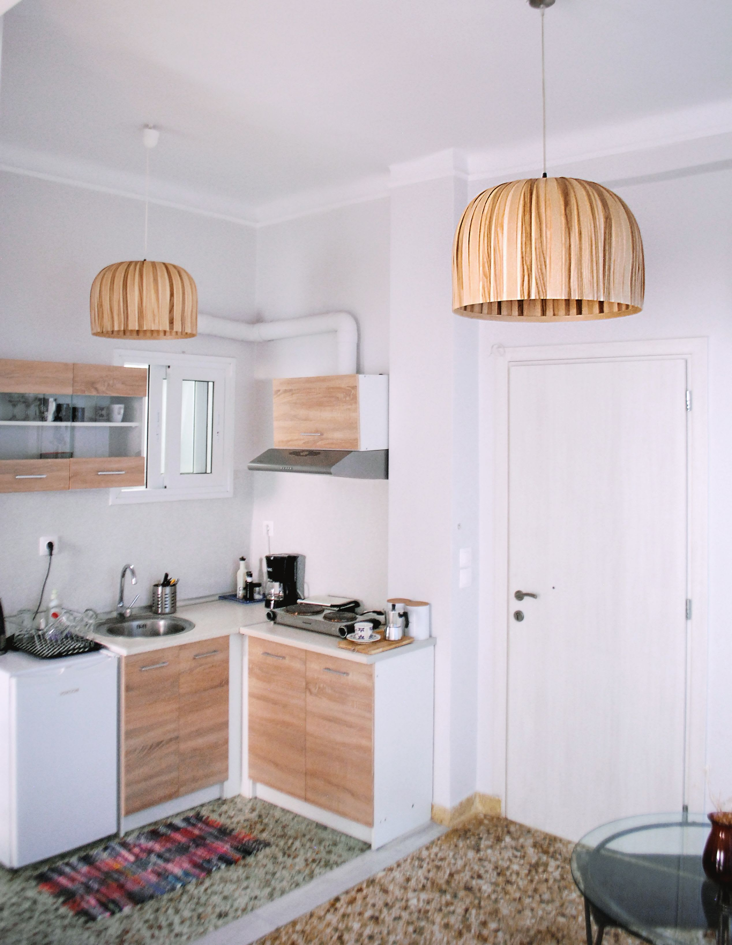 Dome hanging pendant lights