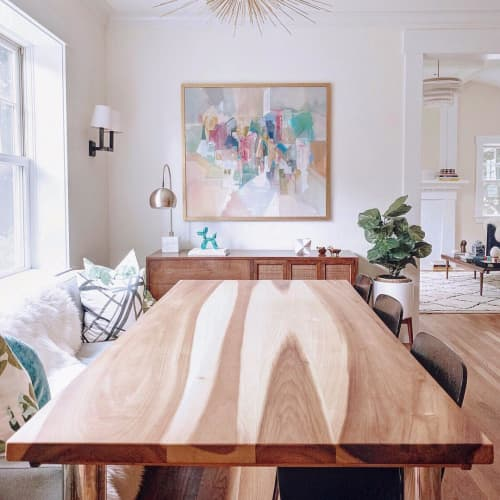 Custom Dining Table | Tables by Monkwood