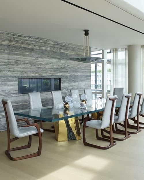 Glass Orbs | Art & Wall Decor by Jeff Zimmerman | Tribeca Triplex, New York in New York