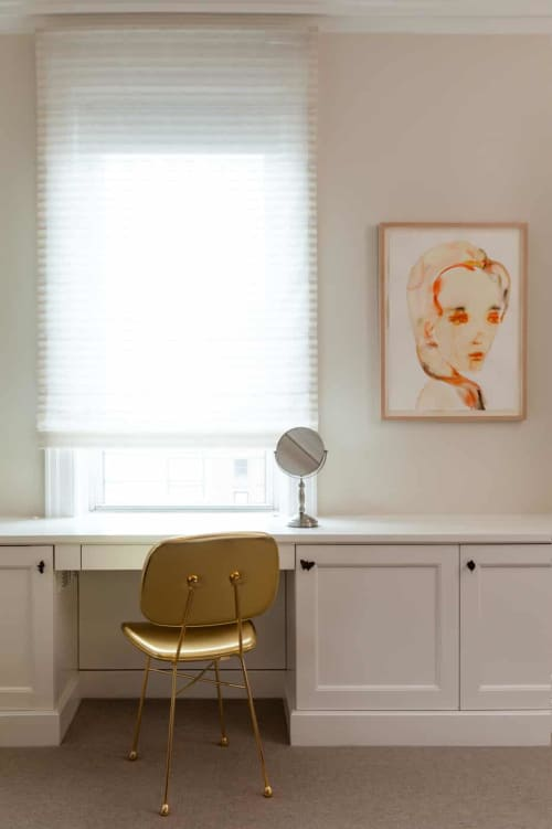 Watercolor Art | Paintings by Kim McCarty | Williamson Residence in Williamson