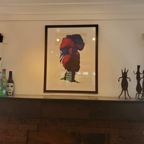 The Head Wrap | Paintings by WHOSVLAD | Galerie Lakaye in Los Angeles