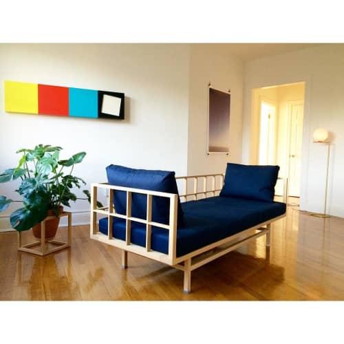 Custom Sofa/ Day Bed   Couches & Sofas by Trey Jones Studio