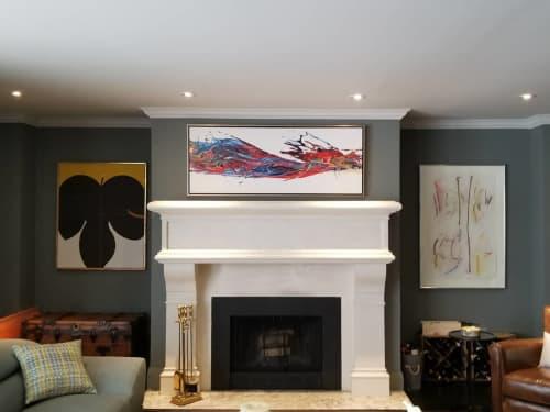 SP2 Series   Paintings by Peter Triantos
