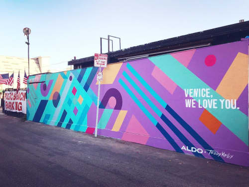 Mural   Street Murals by Teddy Kelly