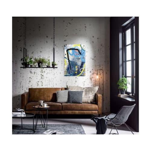 HANGMAN | Paintings by Christina Twomey Art + Design