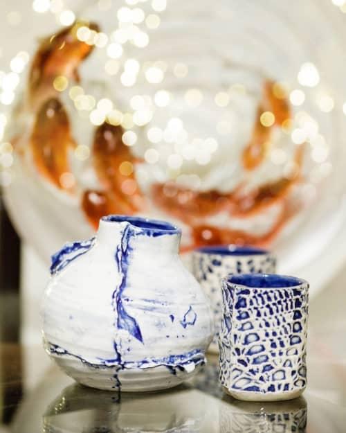 Cups by Lawrence & Scott seen at Lawrence & Scott, Seattle - Yokky Wong Porcelain Tea Sets