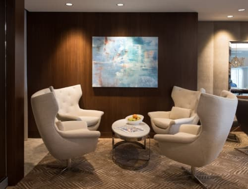 Untitled Twenty-Two   Wall Hangings by Michelle Oppenheimer   Hotel Hugo in New York