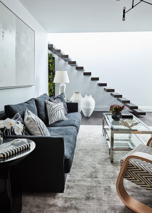 """Leichardt House"" Project   Interior Design by Melissa Koch Interiors"