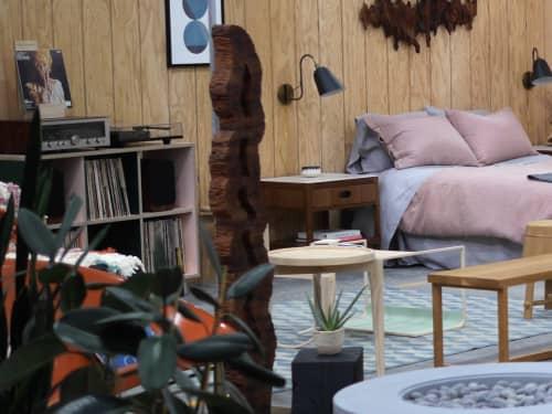 Modern Sculpture - Ancient Flame   Sculptures by Lutz Hornischer - Sculptures & Wood Art   Bay Area Made x Wescover 2019 Design Showcase in Alameda