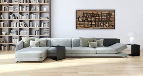 Custom Wood Art   Wall Hangings by Craig Forget