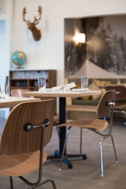 Eames Molded Plywood Dining Chair | Chairs by Charles and Ray Eames | Little Pine in Los Angeles