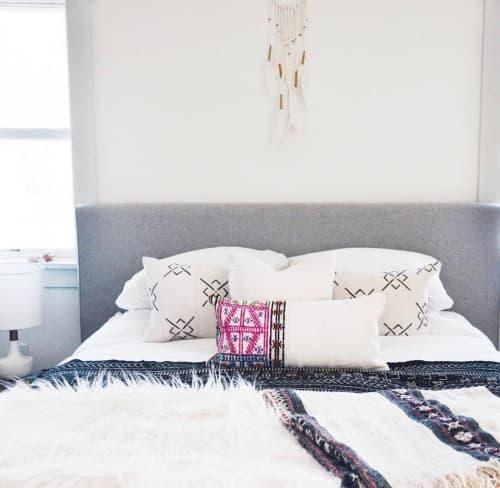 Boho Pillow   Pillows by Homegirl Collection