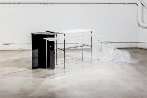 Tables by Marta Ayala Herrera seen at BIIS, Madrid - Biis Furniture