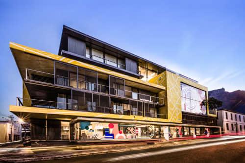 Okha Mural | Murals by Renee Rossouw Studio | OKHA Design & Interiors in Cape Town