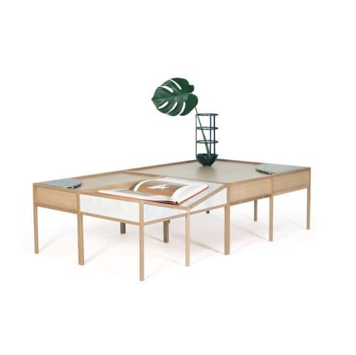 Bookscape Coffee Table | Tables by Trey Jones Studio | Trey Jones Studio in Washington