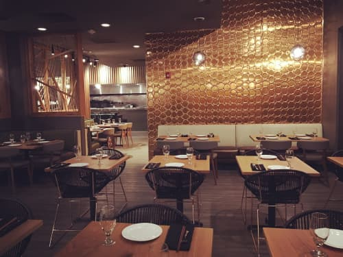 Puerto Dining Chairs   Chairs by Innit Designs   KOMODO (Modern Asian Cuisine) in Rogers