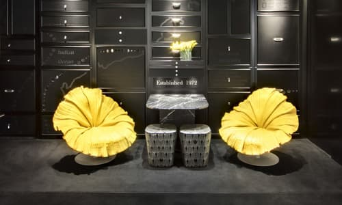Bloom Easy Armchair | Chairs by Kenneth Cobonpue | Linneys Jewelry Store, Westfield, Sydney in Sydney