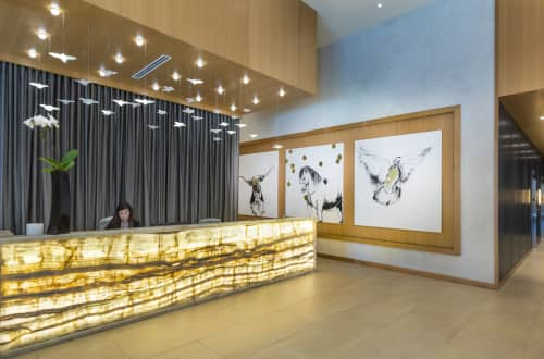 Art Curation by NINE dot ARTS at Union Denver, Denver - Art Curation