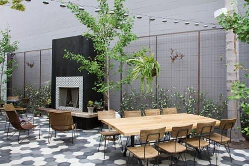 Hexagon Cement Tiles | Tiles by ARTO | Zinqué in West Hollywood