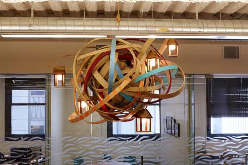 Brainstorm | Public Sculptures by Erik Otto | Martinkovic Milford Architects in San Francisco