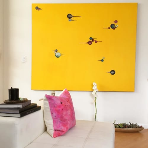 One Language | Paintings by PrisciFranco