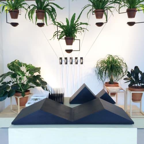 Trey Jones Studio Display | Furniture by Trey Jones Studio | Grace Building in New York