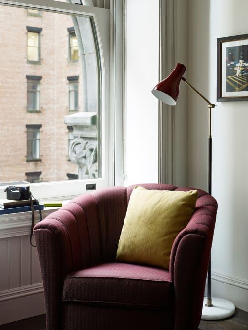 Lighting by Martin Brudnizki Design Studio seen at The Beekman, A Thompson Hotel, New York - Floor Lamp