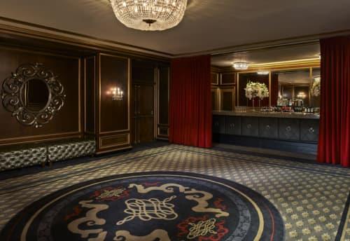 Wool Carpets | Rugs by Alarwool | Sir Francis Drake in San Francisco