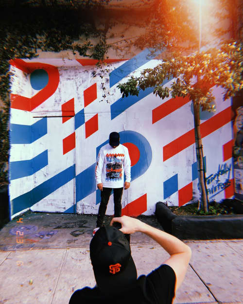 Mural | Murals by Teddy Kelly | The PARLOR in Los Angeles