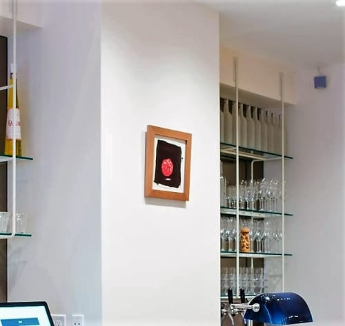 Paintings by Hugo Guinness at Nix, New York - Red Tomato