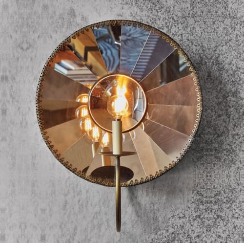 Lighting by Mark Maresca seen at Kimpton Hotel Van Zandt, Austin - Andrew Reflector