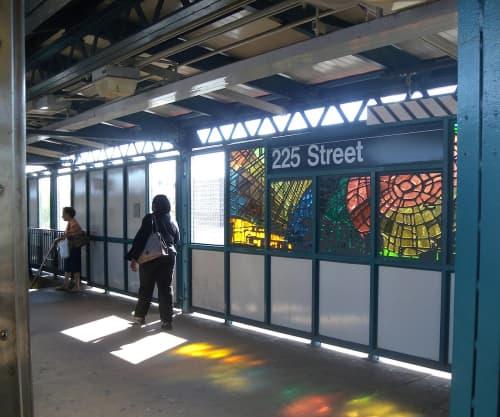 Architectural Design | Interior Design by di Domenico + Partners | 225th Street in Bronx