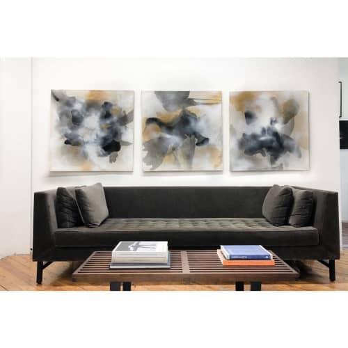 Atmospheric Paintings   Paintings by Brittney Ciccone