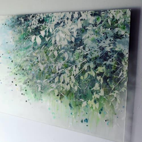 Let's Get Lost | Paintings by Cara Enteles Studio