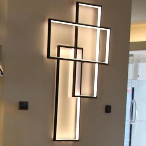 Trio LT | Lighting by CINIER | Private Residence, Paris in Paris