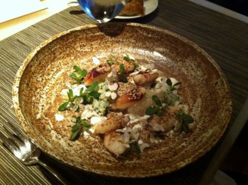 Rustic Plate   Ceramic Plates by Morihiro Onodera   Providence in Los Angeles